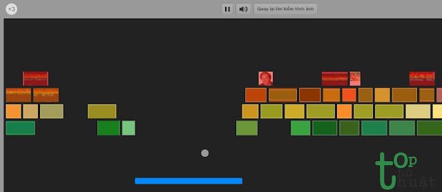 Top 5 game ẩn trên Google Chrome chơi cực hay
