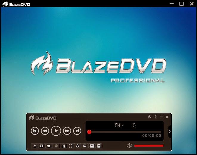 Download BlazeDVD Professional Free