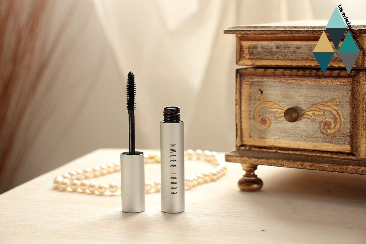 avis et test smokey eye mascara bobbi brown