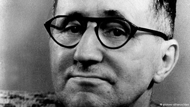 60 χρόνια από τον θάνατο του Μπρεχτ