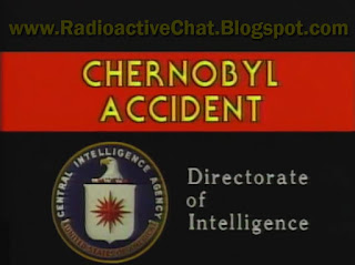 1986 CIA Historical Chernobyl Briefing for Ronald Reagan
