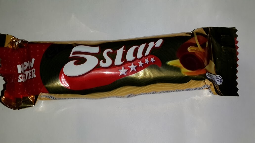 Stop wars, spread happiness and cheer with a Cadbury 5 Star