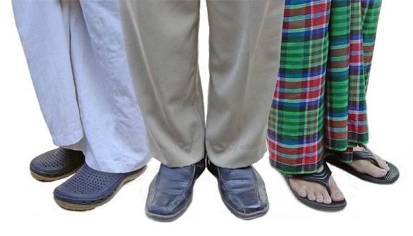 Ketahui! Inilah Sanksi Jika Pria Berpakaian Melebihi Mata Kaki, Apa Saja?