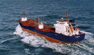 kapal tangker air tawar