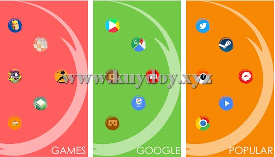 Vlyaricons Icon Pack