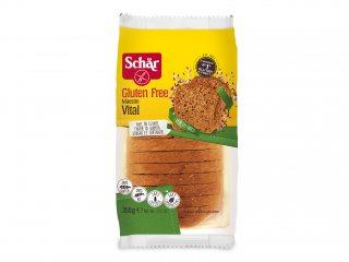 pain multigrain tranché sans gluten Schär