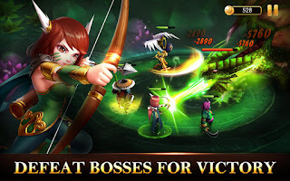 Download Game Spirit Guardian No Skill Cooldown Mod Apk