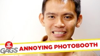Funny Video – An Ugly Photo Shoot – JFL Gags Asia Edition