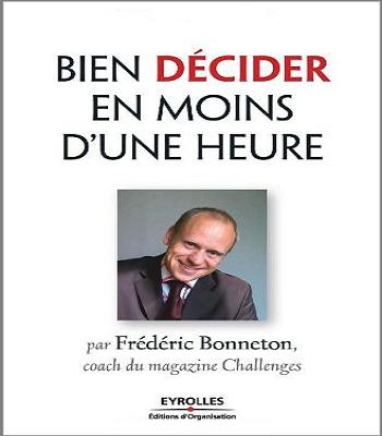 livre bien décider en moins d'une heure PDF-bibliothèque des leaders