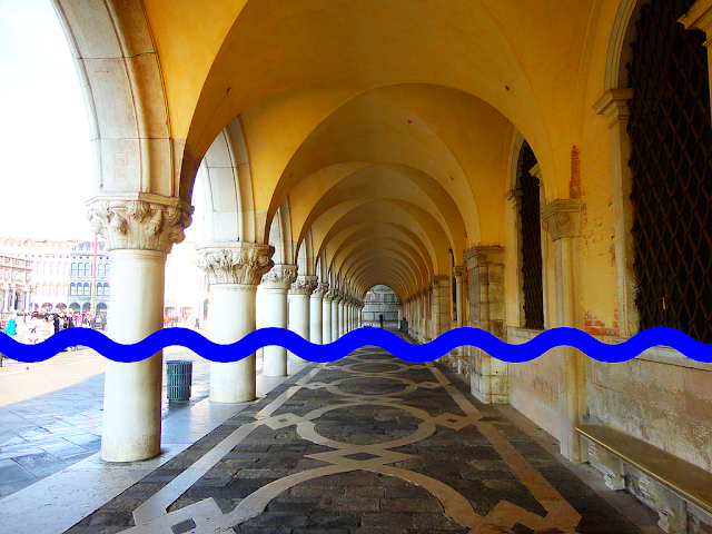 Dramatická devastace Benátek při povodních, kam v Benátkách, zajímavosti v Benátkách, acqua alta, Palazzo Ducale