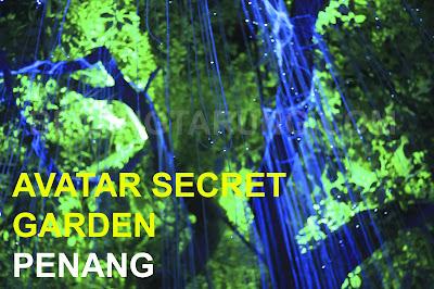 Avatar Secret Garden Pulau Pinang