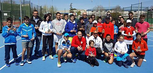 Tenis Aranjuez en Valdemoro