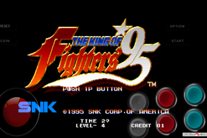 The King Of Fighters 95 Apps Hacks
