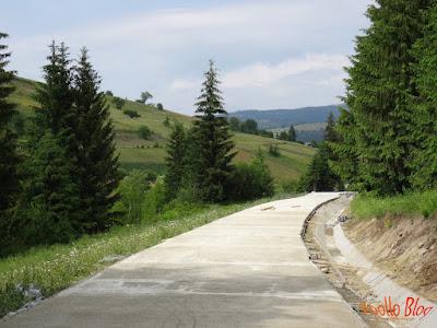 Placi de beton drum Filpea