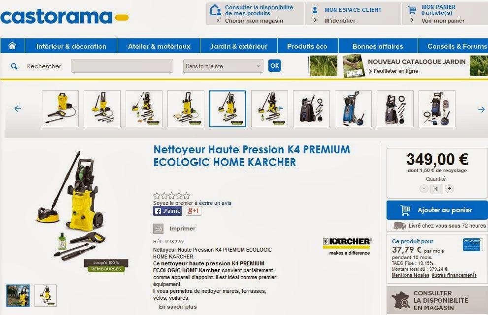 nettoyeur haute pression 60 millions de consommateur. Black Bedroom Furniture Sets. Home Design Ideas