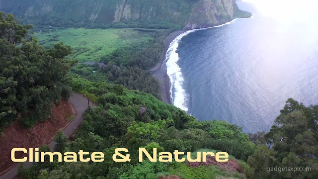 Climate and Nature