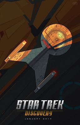 Star Trek Discovery Series Trailer. Ganas de más