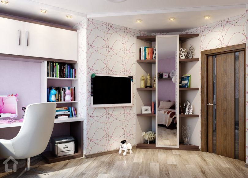 Creative%2BSmall%2BCorner%2BWall%2BCabinets%2B%252815%2529 35 Inventive Small Nook Wall Cupboards Interior