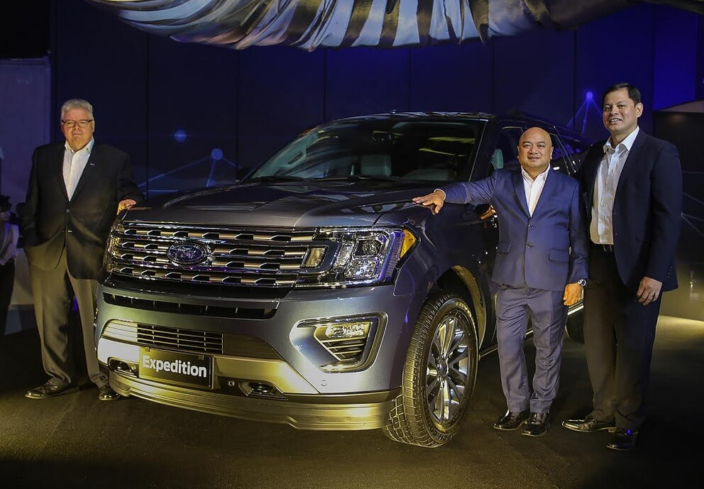Ford Unveils The All-New Expedition; Price Starts at Php4,258,000