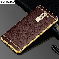 honor 6x leather back cover