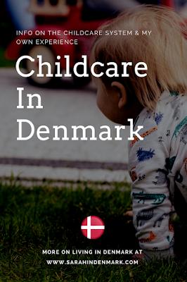 Pinterest image for Childcare In Denmark
