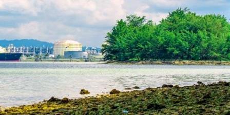 Pantai Marina Wisata di Bontang Paling Populer