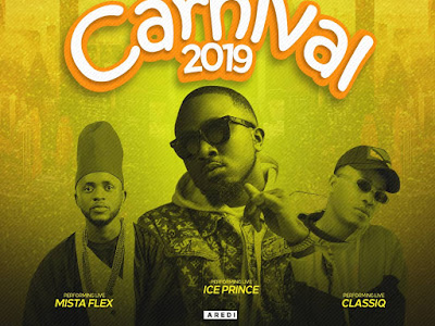 Event: The Jos Carnival 2019