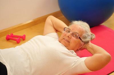 Ancianos fisioterapia calidad de vida personas mayores salud tercera edad