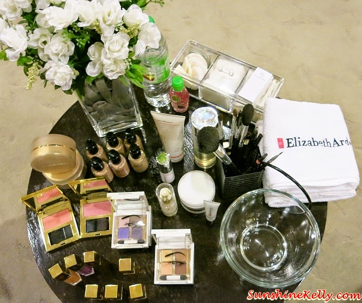 Elizabeth Arden Flawless Future Powered by Ceramide, Caplet Serum, Moisture Cream SPF30, Non-SPF, Eye Gel, Elizabeth Arden Beauty Workshop
