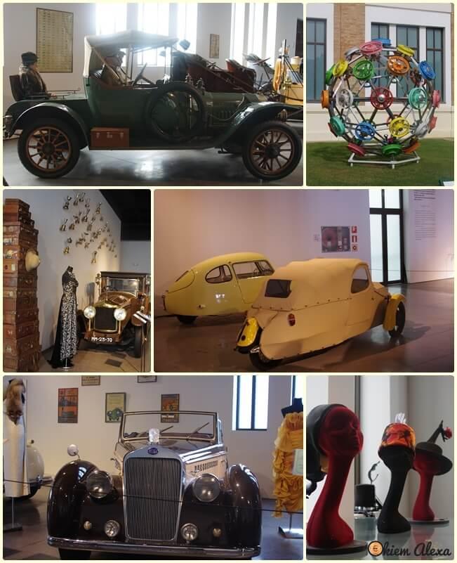 Hiszpania, Malaga Muzeum Motoryzacji