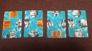 水道管ゲーム キャップカード