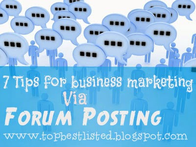 7-tips-for-business-marketing-via-forum-posting