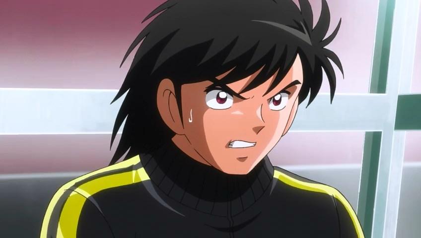 Capitan Tsubasa (2018) EP43