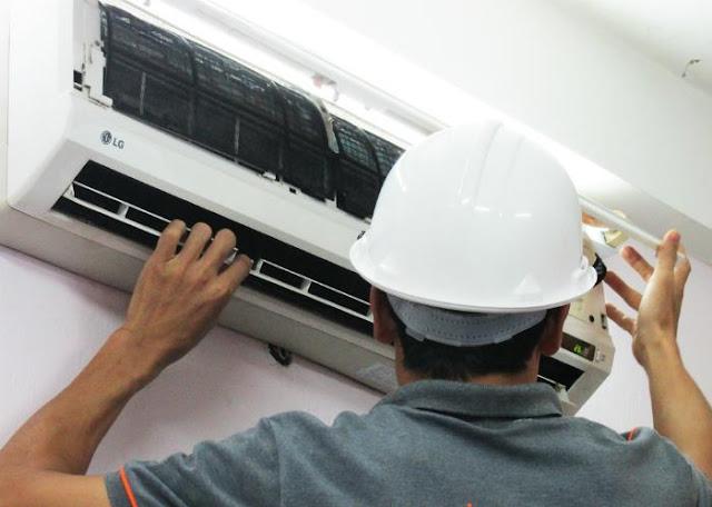 Dịch vụ sửa máy lạnh quận 2 uy tín