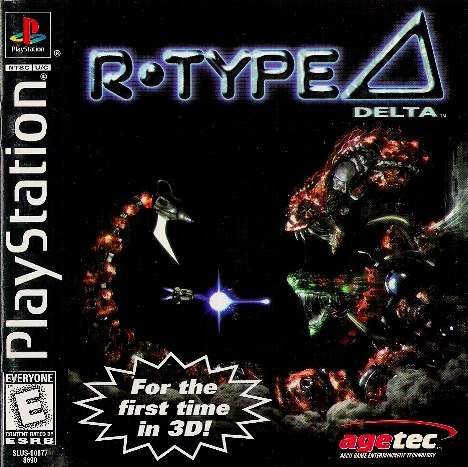 R-Type Delta - PS1 - ISOs Download