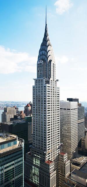 crysler binası