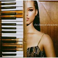 The Diary of Alicia Keys CD cover