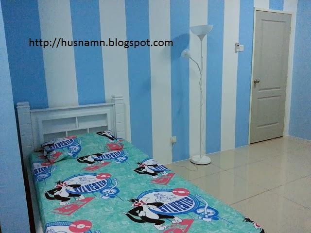 Equilibrium Home Deco Kids Bedroom Tip Bilik Tidur Anak Lelaki