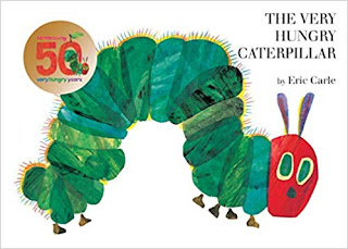caterpillar storytime, very hungry caterpillar 50th birthday