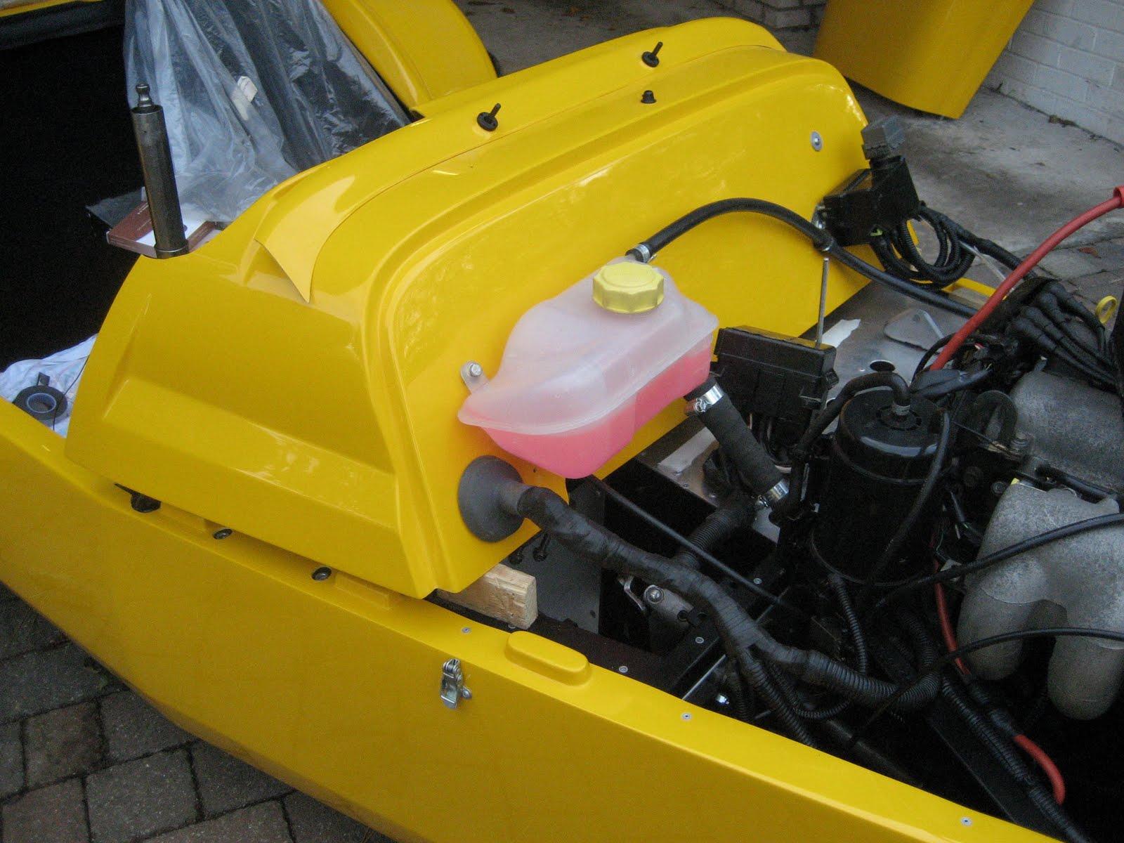 Graham S Westfield Build Mx 5 Single Donor Vehicle