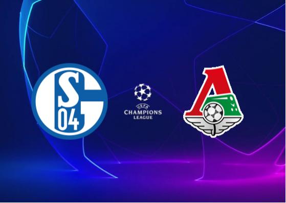 Schalke 04 vs Lokomotiv Moscow  - Highlights 11 Decembre 2018