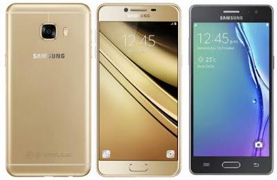 Harga dan Spesifikasi Hp Samsung Galaxy C7