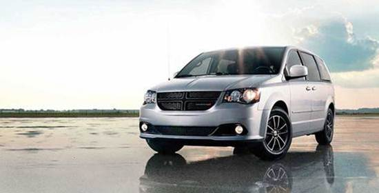 2017 Dodge Grand Caravan Release Date