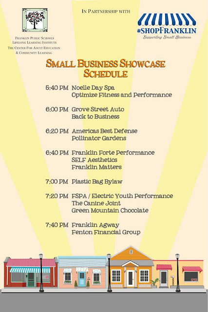 #shopFranklin Small Business Showcase
