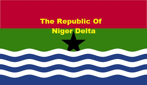Niger Delta Republic Flag