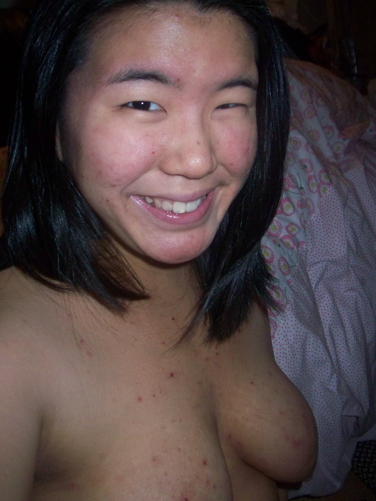 Ugly  Chubby Korean Camwhore Girls Really Disgusting -2997