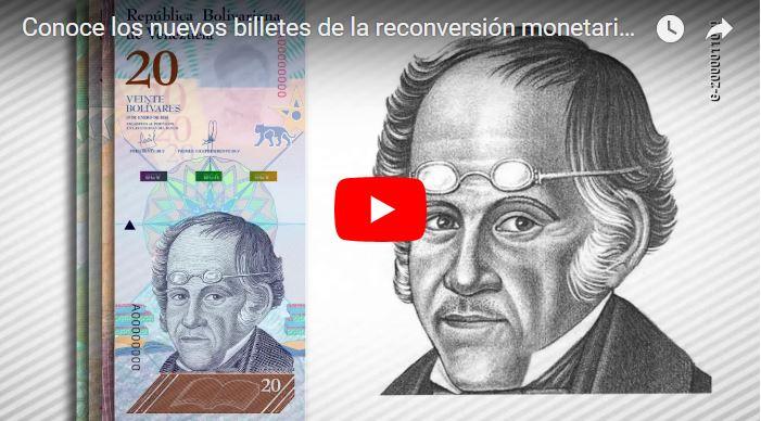 Llega el Bolívar Soberano - La inflación se lo comerá en 6 meses