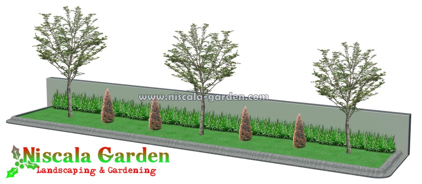 Sketsa 3d Desain Taman Jasa Tukang Taman Surabaya Penata Taman