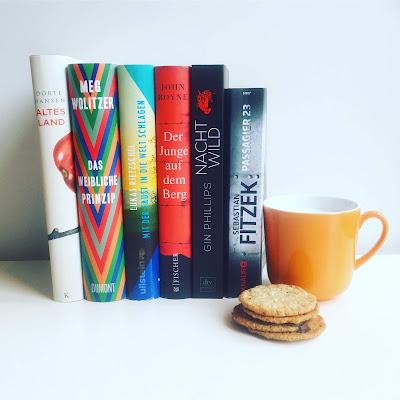 Wrapup Bestseller Neuerscheinungen Rezensionen Buchbesprechungen