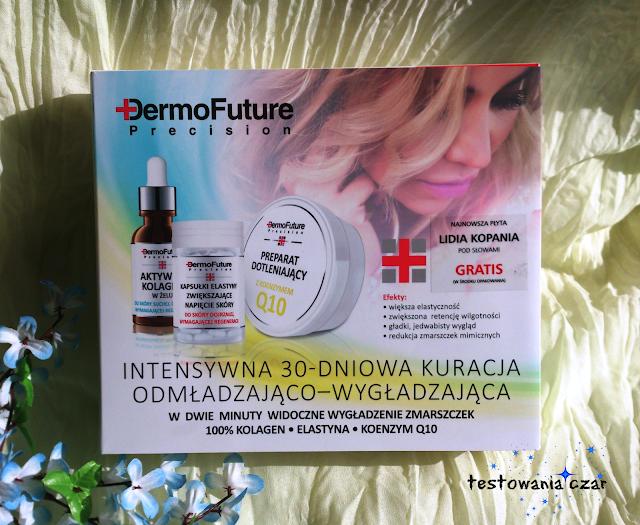 Intensywna 30-DNIOWA kuracja odmładzająco–wygładzająca DermoFuture Precision